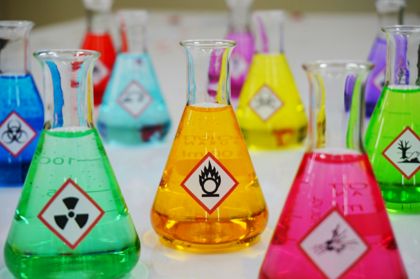 Intro To Chem Safety Laws